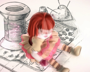 儿童节片头:虚拟演示三维动画