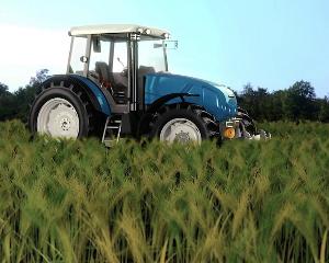 拖拉机农机展示:机械三维动画制作