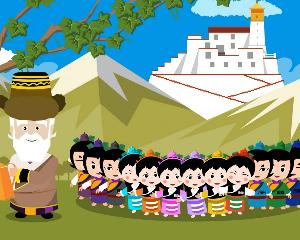 西藏国税动画:税动画制作